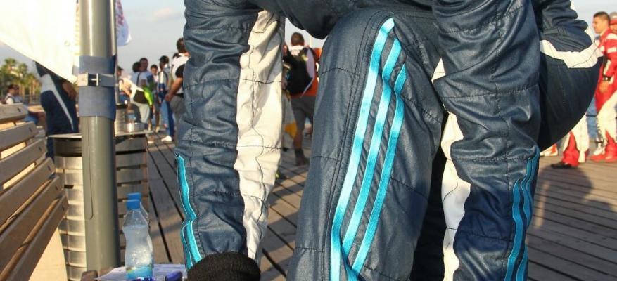 Lambros Athanassoulas Adidas Motorsport