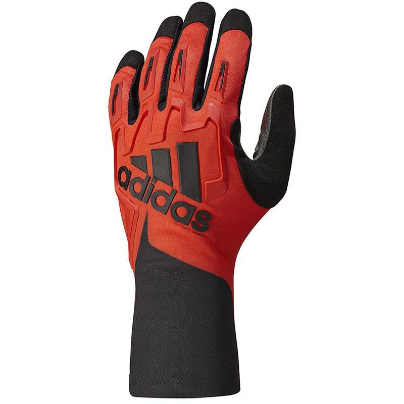 ADIDAS RSK KART GLOVE RED/BLACK