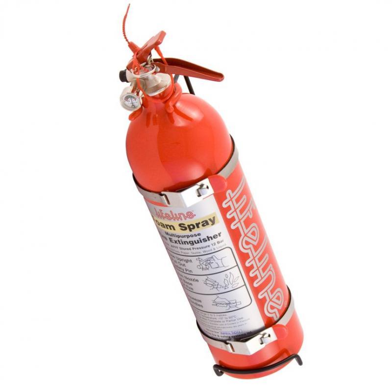 2.4ltr AFFF Hand Held Fire Extinguisher