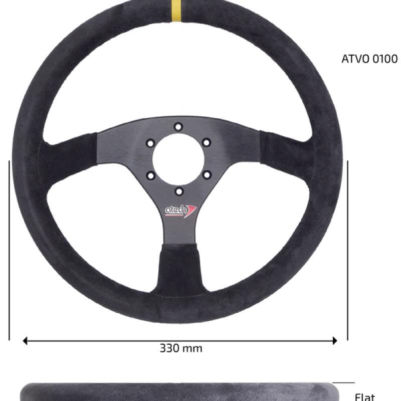Atech steering wheel