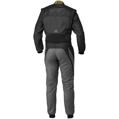 RSR CLIMACOOL RACE SUIT BLACK/ GRAPHITE